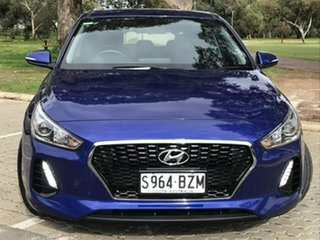 2018 Hyundai i30 PD MY18 Active Blue 6 Speed Sports Automatic Hatchback.