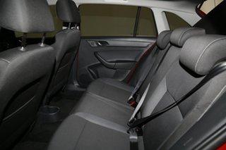 2014 Skoda Rapid NH MY15 Ambition Spaceback Red 6 Speed Manual Hatchback