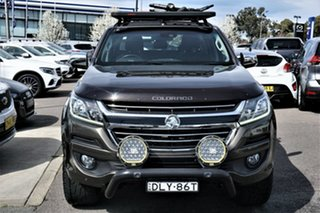 2016 Holden Colorado RG MY17 LTZ Pickup Crew Cab Brown 6 Speed Sports Automatic Utility.