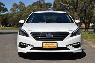 2016 Hyundai Sonata LF3 MY17 Active White 6 Speed Sports Automatic Sedan.