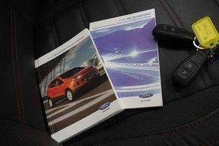 2016 Ford Ecosport BK Titanium PwrShift Black 6 Speed Sports Automatic Dual Clutch Wagon