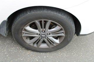 2013 Hyundai ix35 LM2 Elite AWD White 6 Speed Sports Automatic Wagon