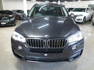 2014 BMW X5 F15 xDrive30d Grey 8 Speed Sports Automatic Wagon.
