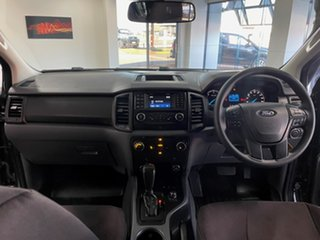 2018 Ford Ranger PX MkII 2018.00MY XLS Double Cab Grey 6 Speed Sports Automatic Utility