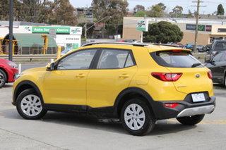 2021 Kia Stonic YB MY21 S FWD Mighty Yellow 6 Speed Automatic Wagon.