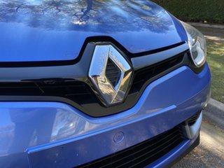 2014 Renault Megane III B95 Phase 2 GT-Line EDC Premium Blue 6 Speed Sports Automatic Dual Clutch