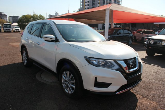 Pre-Owned Nissan X-Trail T32 Series II ST X-tronic 4WD Darwin, 2019 Nissan X-Trail T32 Series II ST X-tronic 4WD White 7 Speed Continuous Variable Wagon