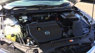 2007 Mazda 3 BK10F2 Neo Billet Silver 4 Speed Sports Automatic Sedan
