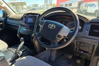 2011 Toyota Landcruiser VDJ200R MY10 GXL Grey 6 Speed Sports Automatic Wagon.