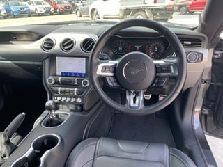 2021 Ford Mustang FN 2021.50MY GT Magnetic Grey 6 Speed Manual Fastback