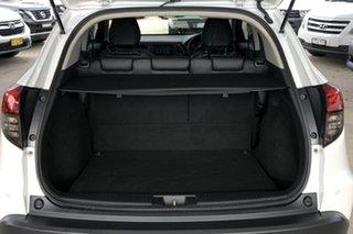 2019 Honda HR-V MY20 VTi-LX Platinum White Continuous Variable Wagon
