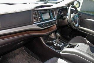 2016 Toyota Kluger GSU50R GX 2WD Silver 6 Speed Sports Automatic Wagon