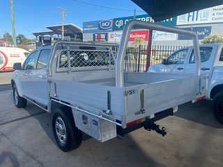 2014 Holden Colorado RG MY15 LS (4x2) White 6 Speed Automatic Crew Cab Chassis