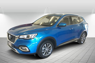 2020 MG HS SAS23 MY20 Vibe DCT FWD Blue 7 Speed Sports Automatic Dual Clutch Wagon.
