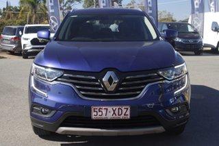 2017 Renault Koleos HZG Zen X-tronic Meissen Blue/black 1 Speed Constant Variable Wagon