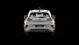 2021 Ford Puma JK 2021.25MY ST-Line Solar Silver 7 Speed Sports Automatic Dual Clutch Wagon