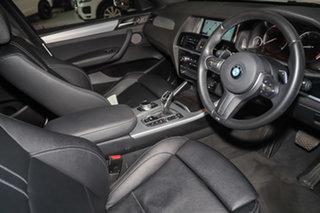 2016 BMW X4 F26 xDrive35i Coupe Steptronic Alpine White 8 Speed Automatic Wagon.