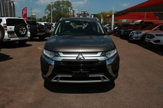 2019 Mitsubishi Outlander ZL MY19 ES AWD ADAS Volcanic Bronze 6 Speed Continuous Variable Wagon.