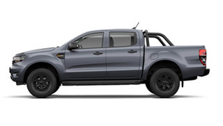 2021 Ford Ranger PX MkIII Sport Meteor Grey 6 Speed Automatic