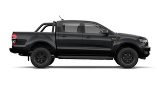 2021 Ford Ranger PX MkIII Sport Shadow Black 6 Speed Automatic.