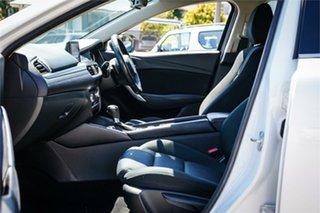 2016 Mazda 6 GL1031 Sport SKYACTIV-Drive White 6 Speed Sports Automatic Wagon