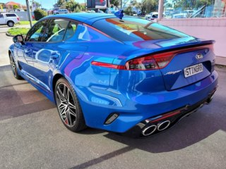 2021 Kia Stinger CK MY21 GT Fastback Blue 8 Speed Sports Automatic Sedan.
