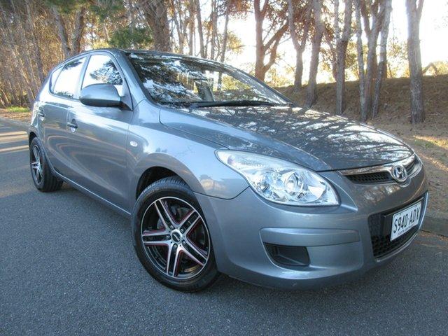 Used Hyundai i30 FD MY09 SX Reynella, 2009 Hyundai i30 FD MY09 SX Silver 4 Speed Automatic Hatchback