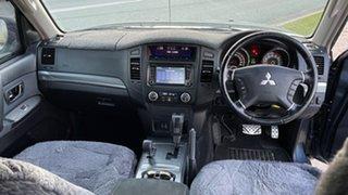 2007 Mitsubishi Pajero NS VR-X LWB (4x4) Blue 5 Speed Auto Sports Mode Wagon