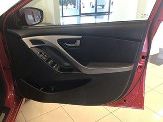2014 Hyundai Elantra MD3 SE Maroon 6 Speed Sports Automatic Sedan
