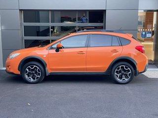2014 Subaru XV G4X MY14 2.0i-L Lineartronic AWD Orange 6 Speed Constant Variable Wagon