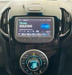 2015 Holden Colorado RG MY16 Z71 Crew Cab Grey 6 Speed Sports Automatic Utility