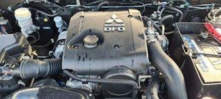 2011 Mitsubishi Triton MN MY11 GLX-R Double Cab Brown 5 Speed Manual Utility.