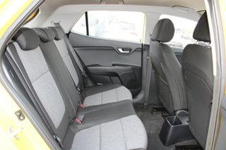 2021 Kia Stonic YB MY21 S FWD Mighty Yellow 6 Speed Automatic Wagon