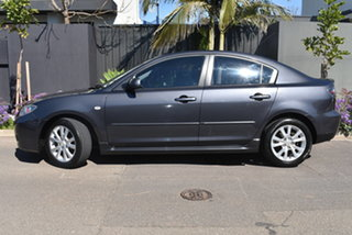 2006 Mazda 3 BK10F2 Maxx Sport Grey 5 Speed Manual Sedan.