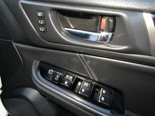 2016 Subaru Outback B6A MY16 2.5i CVT AWD Premium White 6 Speed Constant Variable Wagon