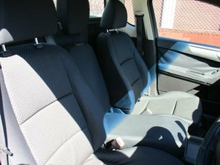 2008 Ford Falcon FG Super Cab Black 5 Speed Automatic Cab Chassis