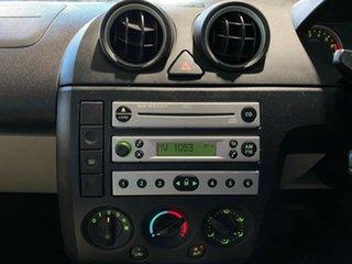 2005 Ford Fiesta WP Ghia Silver 5 Speed Manual Hatchback