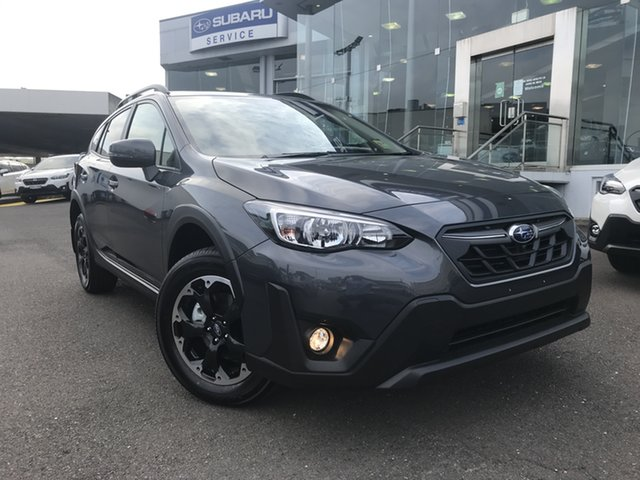 New Subaru XV G5X MY21 2.0i Premium Lineartronic AWD Brookvale, 2021 Subaru XV G5X MY21 2.0i Premium Lineartronic AWD Magnetite Grey 7 Speed Constant Variable Wagon
