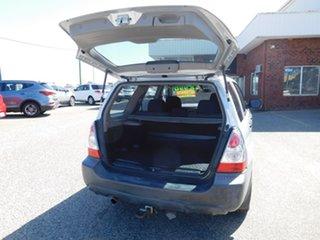 2006 Subaru Forester 79V MY06 X AWD Silver 4 Speed Automatic Wagon