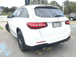 2018 Mercedes-Benz GLC-Class C253 809MY GLC250 Coupe 9G-Tronic 4MATIC White 9 Speed Sports Automatic