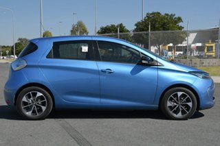 2019 Renault ZOE Intens Blue 1 Speed Automatic Hatchback