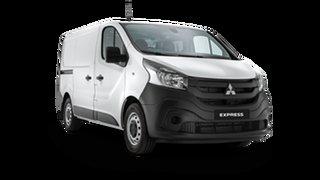 2020 Mitsubishi Express SN MY22 GLX SWB White 6 Speed Manual Van