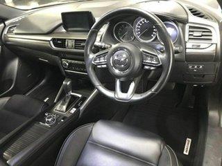 2017 Mazda 6 GL1031 Atenza SKYACTIV-Drive Red 6 Speed Sports Automatic Wagon