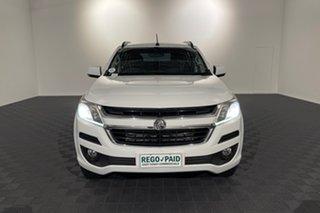 2017 Holden Trailblazer RG MY17 LT White 6 speed Automatic Wagon.