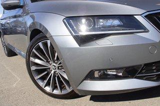 2018 Skoda Superb NP MY18.5 162TSI Sedan DSG Business Grey 6 Speed Sports Automatic Dual Clutch.
