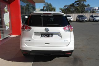 2016 Nissan X-Trail T32 ST-L X-tronic 2WD 7 Speed Constant Variable Wagon