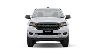 2021 Ford Ranger PX MkIII XL Single Cab Chassis Arctic White 6 Speed Manual