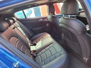 2021 Kia Stinger CK MY21 GT Fastback Blue 8 Speed Sports Automatic Sedan