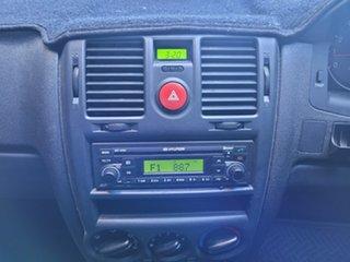 2010 Hyundai Getz TB MY09 SX Sol Hiphop Red/grey 4 Speed Automatic Hatchback
