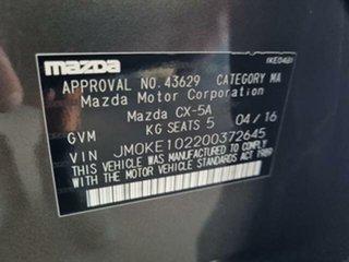2016 Mazda CX-5 MY17 Maxx Sport (4x4) Grey 6 Speed Automatic Wagon